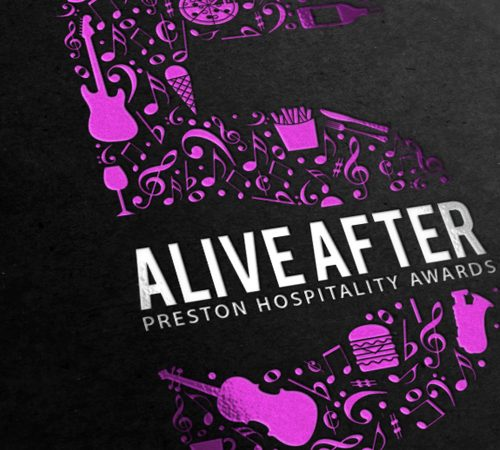 Alive After 5 Logo Design