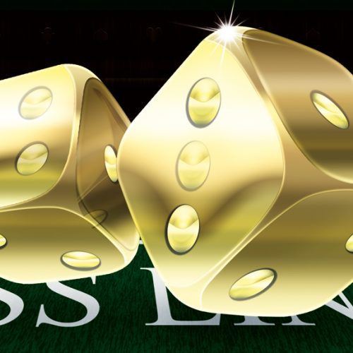 Golden Dice Casino Flyer