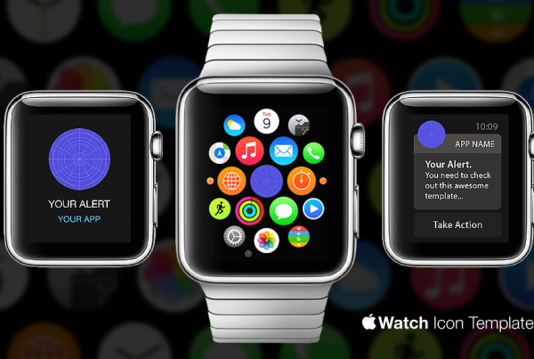 Apple Watch Icon Template 2.0 designed by Expressive Media