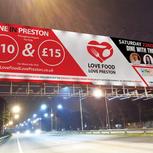Love Food Love Preston 2015