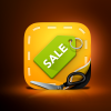 The Coupons App iOS Icon Design By Expressive Media
