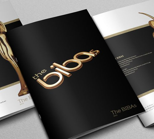 BIBAs Brochure Design By Expressive Media