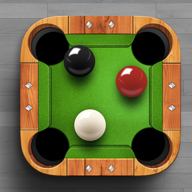 Billiards Pro iOS Icon