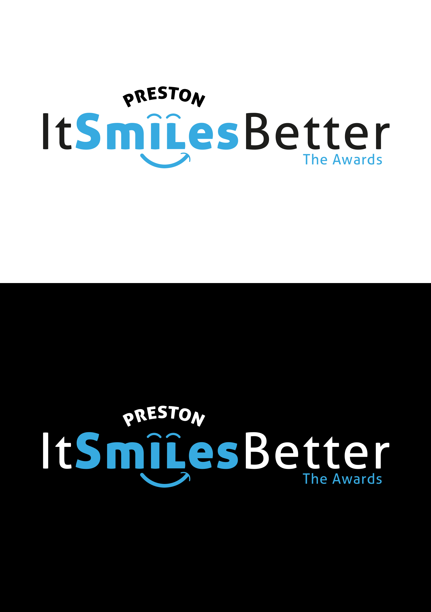 Preston - It Smiles Better Branding Designed by Expressive Media