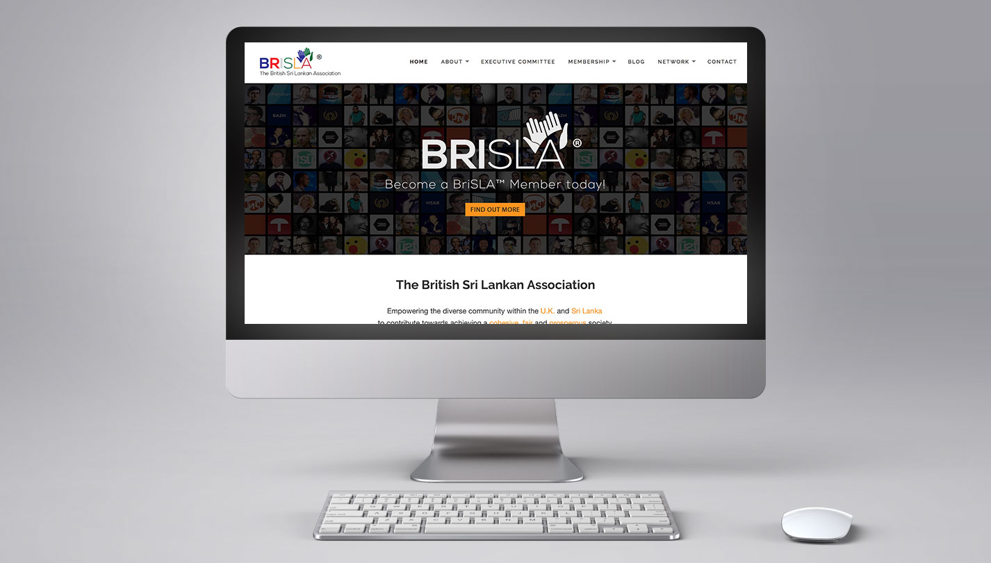 BRISLA Responsive Website design by Expressive Media
