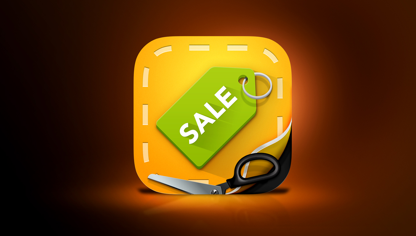 The Coupons App - Expressive Media - Web Design | Graphic Design | App Development | Icon Design