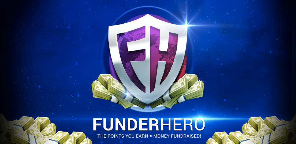 Funder Hero by Expressive Media